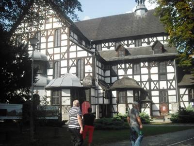 2016-09-09 - Dolny Śląsk - Świdnica, Kościół Pokoju