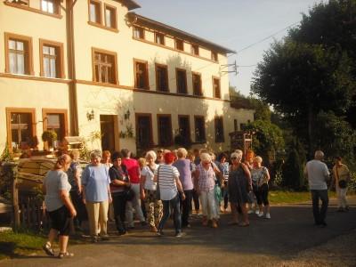 2016-09-11 - Dolny Śląsk - Pensjonat ZACISZE TRZECH GÓR